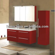 Nuevos muebles de baño de MDF Glass basin australia