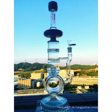 Hbking New Design Glas Wasserpfeifen, Tabakglas Rauchen Pfeifen, Hand Wasser Rohre