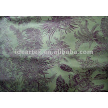 100 % Polyester Matt Satin Stoff gedruckt