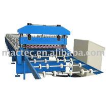Wall & Cladding Roll Formmaschine
