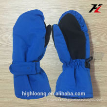 Men Outdoor Skiing Fleece Lining Gloves