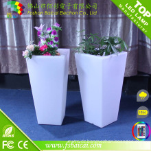 LED Gardon Flower Pots