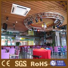 Plafond de PVC de décoration d'intérieur écologique de Canton