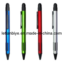 Gefrostet Touch-Pen, Polygon-Form-Stylus (LT-C528)