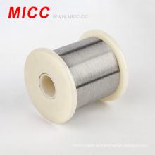 MICC alambre de aleación de resistencia al nicromo brillante cr20ni30