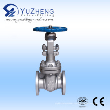 Stainless Steel High Pressure Gate Valve