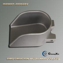 Siège coulissant en fonte d'aluminium