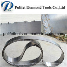 Diamond Band Saw Blade for Marble Cutting Granite Slab