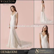 2017 Neu kommen reales Bild arabisches moslemisches Hochzeitskleid-Hochzeitskleid an