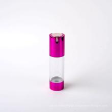 30ml Plastic Airless Pump Bottle with Aluminum Pump (EF-A60030)