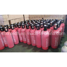 Seamliss Aluminum Alloy Cylinders for Beverage Use