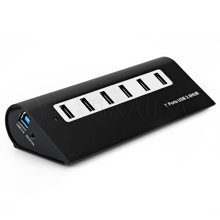 High-speed 7-port USB HUB 3.0