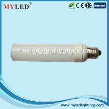 CE / RoHS / ETL 13W / 12W / 10W / 8W Светодиодный плагин G27 G24 LED PL Лампа