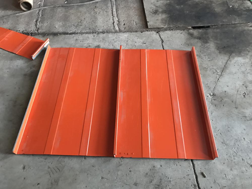 Galvanized Steel Drop Ceiling Tiles Machine