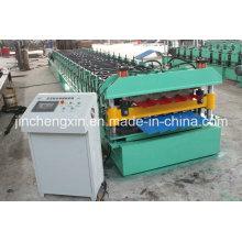 Aluminium und Stahl Dachziegel Maschine
