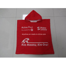 Baby Cotton Poncho Towel (SST0202)