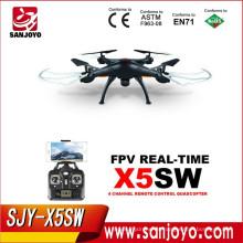 Juguetes y ocio Syco X5SW rc quadcopter con wifi FPV con cámara HD