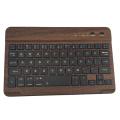 Desktop BT keyboard Wireless Mobile Phone Use Keyboard Portable Bluetooth Keyboard