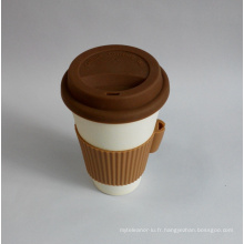 (BC-C1034) Coupe de café en fibre de bambou de haute qualité