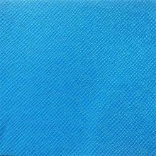 Green Cross Pattern PVC Leather for Handbag Passport