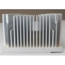 Extruded Aluminum Profile CNC heat sink