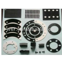 die cutting adhesive rubber parts