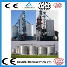 Hengmu Wood Pellet Storage Steel Silo Price