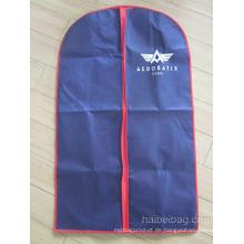 Kundenspezifische bedruckte Non-Woven-Anzugsbeutel, PP-Beutel (HBGA-49)