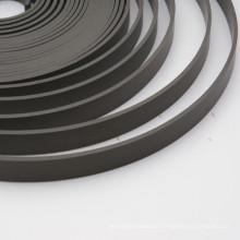 9.7 * 2.5 PTFE-Dichtung Teflon Guidr Streifen mit glatten Form