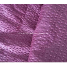 100% Polyester Microfiber Seersucker Sheet Fabric