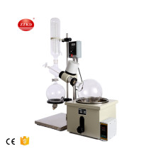 Pilot+Scale+5L+Rotary+Evaporator+and+glass+reactor