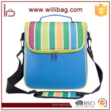 Wholesale Tote Insulated Lunch Bag Custom Lunch Cooler Bag