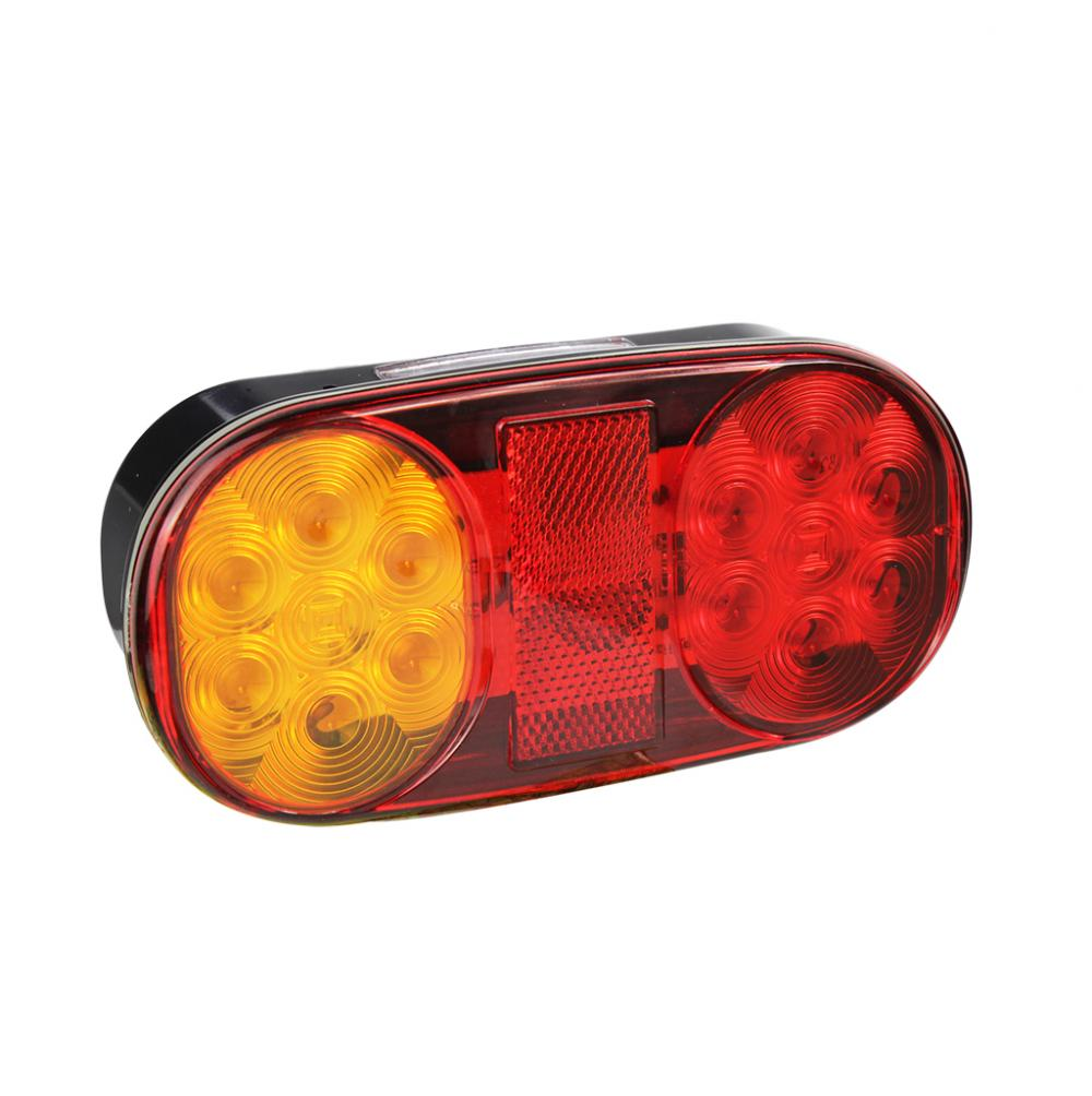 Travel Trailer Camper LED Combination Tail Lamps