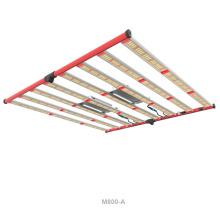800w LED Grow Light 8 Bars Commercial Lighting