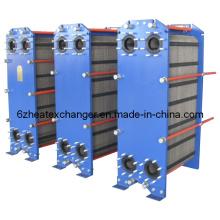 Intercambiador de calor de junta tipo placa