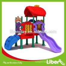 2015 NEW devise plastic slide outdoor playgroud