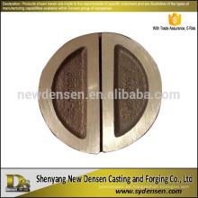 Placa de válvula de retención de alta calidad de fabricación de OEM