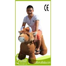 carro do brinquedo do luxuoso de equitação