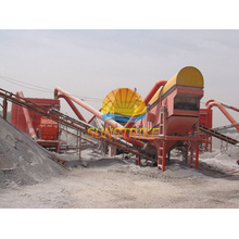 Stone Production Line Granite Crushing Plant
