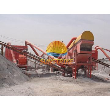 Ligne de production de pierre Centrale de concassage de granit