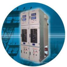 Dxg (XGN) -40.5 (Z) Interconexión con aislamiento de gas para interiores de metal