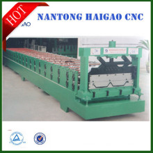 corrugated roof sheet roll forming machine / steel sheet galvanised machine