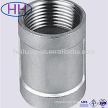 carbon steel and stainless steel reducing coupling