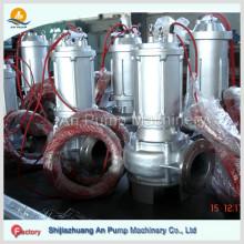 Bomba de agua sumergible de aguas residuales Bomba de agua de irrigación agrícola