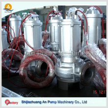 Pompe d'eaux usées submersibles Pompe à eau d'irrigation agricole