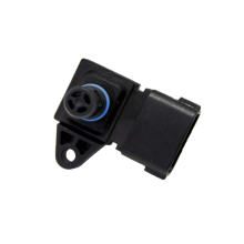 Engine sensor with blade