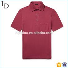 Бокам индивидуальные рубашки поло оптом спандекс горячие продажи для мужчин