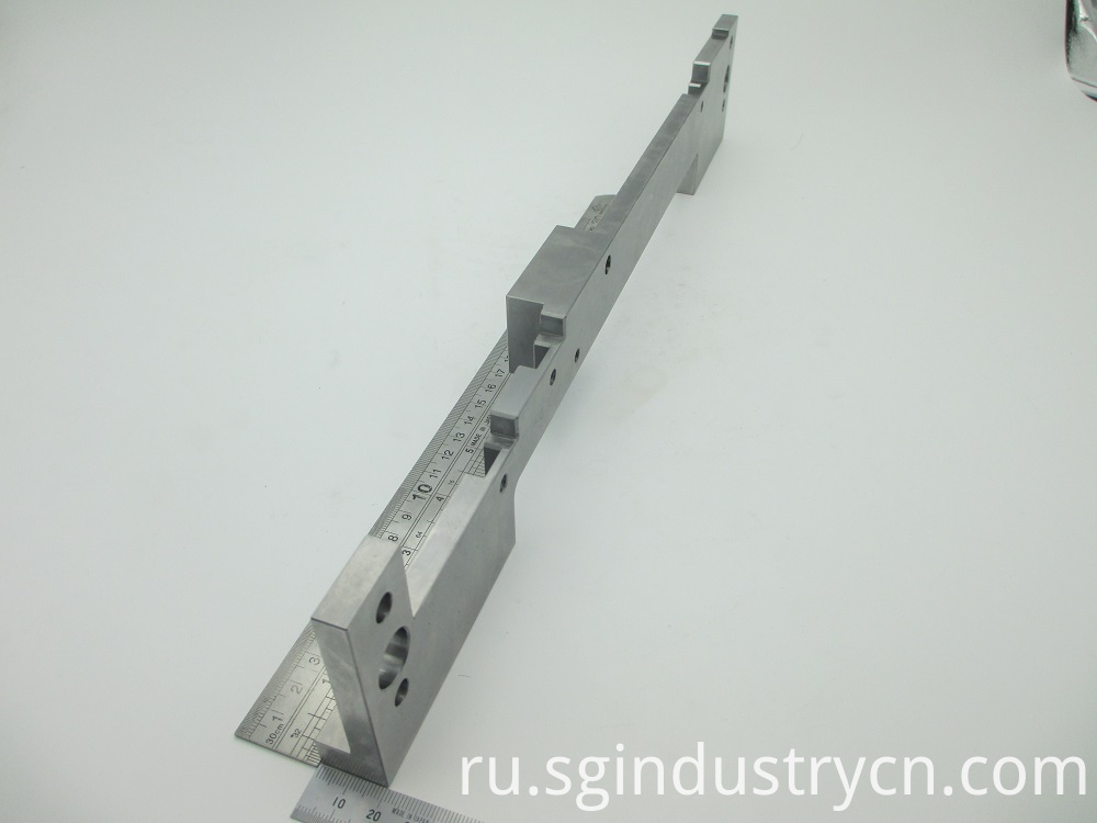 High Precision CNC Milling Machines Parts