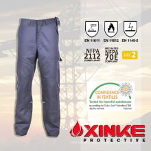 Wholesale safty trabalhador NFPA 70E FR calças