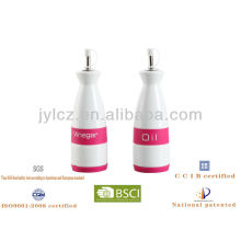 Öl und Essig Flasche mit Ausguss